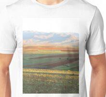 a sprawling Lesotho landscape Unisex T-Shirt