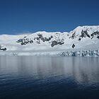 Antarctic Reflection by Craig Baron