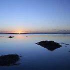 Warrnambool Sunset by Gary Cummins