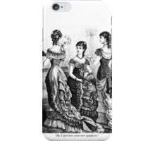 Oh, I just love your new epiphyte! iPhone Case/Skin