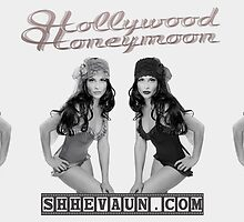 Hollywood Honeymoon™ FLYER by Shevaun  Shh!