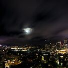 Sydney on New Year's eve I by Sundar Singh