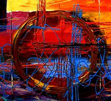Connective Cycle by Abstract D'Oyley