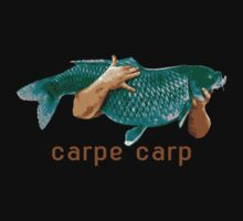 CARPE CARP (Seize The Carp) by Steve Wilbur