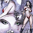 Vampirella version 3 by Alleycatsgarden