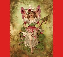 Vintage Flower Fairy T-Shirt