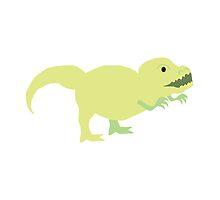 T-Rex by JoshCooper