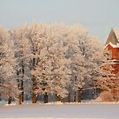 One lonely New-Apostolic Church in South-Estonia by AideRaal