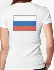 Russian National Flag, USSR, Russia, Pure & Simple T-Shirt