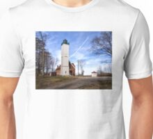The Light at Presque Isle - Erie, PA Unisex T-Shirt