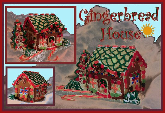 Gingerbread House by Snapshot20