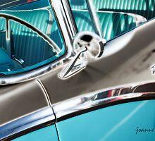 Classic Car 93 by Joanne Mariol