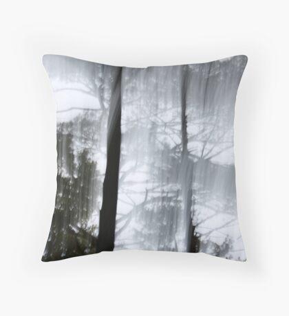 Sunlight & Pines Throw Pillow
