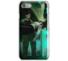 Buried at sea iPhone Case/Skin
