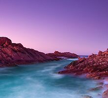 Canal Rocks Panorama by Paul Pichugin