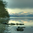 Coniston Morning Mist by VoluntaryRanger