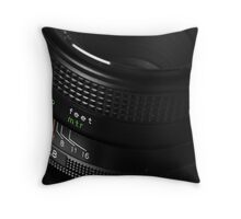 Photo Lens Detail Throw Pillow