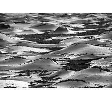 Ice Sheets 2 Photographic Print