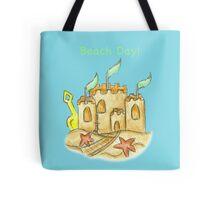 Starfish Palace Tote Bag