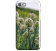 Onion Seed iPhone Case/Skin