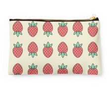 Summer Strawberries  Studio Pouch