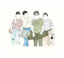 Stand By Me - Always Art Print