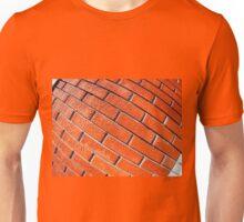 New wall of decorative bricks Unisex T-Shirt