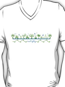 Tread lightly - version 2 T-Shirt