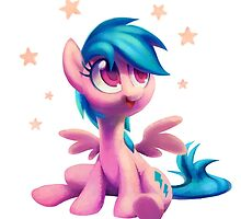 Firefly pony by Dawnfire