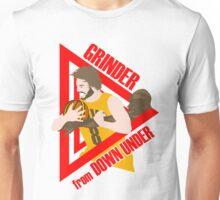 Dellavedova - Grinder from Down Under Unisex T-Shirt