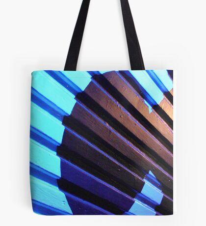 deep blue C  Tote Bag