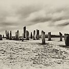 Ancient Callanish Standing Stones by Andrew Ness - www.nessphotography.com