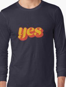 Affirmative Long Sleeve T-Shirt