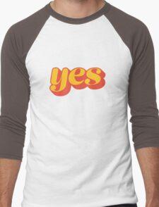 Affirmative Men's Baseball ¾ T-Shirt