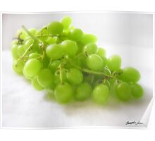 Green Grapes 1 Poster