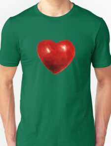 Love is rough around the edges  T-Shirt