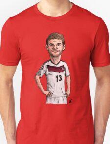 Fussball Unisex T-Shirt