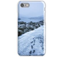 The Footprints of Those Before iPhone Case/Skin