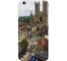 Lincoln Cathedral - UK iPhone Case/Skin
