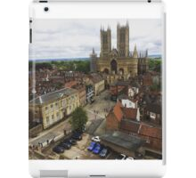 Lincoln Cathedral - UK iPad Case/Skin