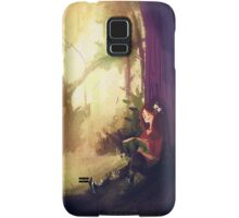 Reading Samsung Galaxy Case/Skin