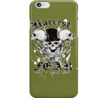 Harvest of Fear iPhone Case/Skin