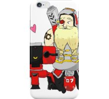 """I Foresee Great Things For You!""-Overwatch Torbjorn iPhone Case/Skin"