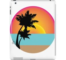 Ocean View iPad Case/Skin