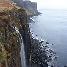 Kilt Rock, Isle of Skye by Louise Norman