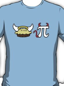 Angel Pie and Devil Pi T-Shirt