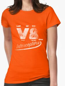Mad Max - Last of the V8 Interceptors Womens Fitted T-Shirt