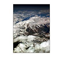 Tha Alps Photographic Print