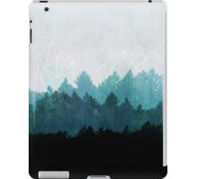 Woods Abstract iPad Case/Skin