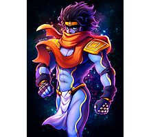 Star Platinum Photographic Print